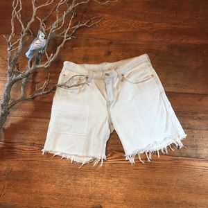 Levi's 501 CT Jean shorts